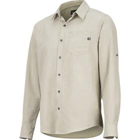 Marmot Aerobora T-shirt à manches longues Homme, light khaki